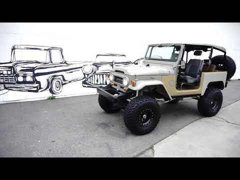 Video of '70 Land Cruiser FJ - MO4M
