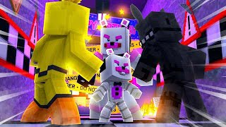 Pizzeria Battle Royale! Minecraft FNAF Roleplay