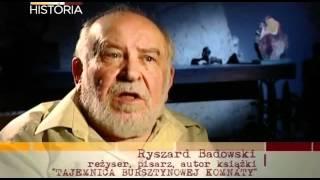 Sekrety i skarby III Rzeszy - Bursztynowa Komnata