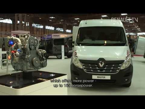 Renault  Master Фургон класса M - рекламное видео 1