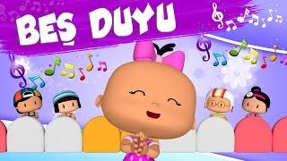 Pepee Çocuk Şarkıları - Beş Duyu - Düşyeri