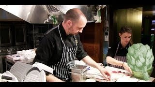 Nate Whiting at the James Beard House   Potluck Video