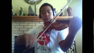 Cruise Violin Cover- Nova Wang