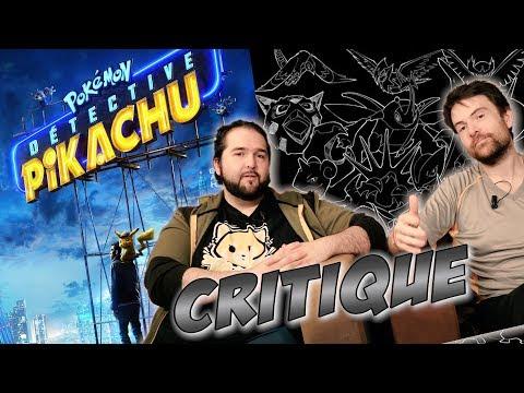 Download Critique - DETECTIVE PIKACHU - Avec ET sans spoil (spoilers à partir de 12:16) Mp4 HD Video and MP3
