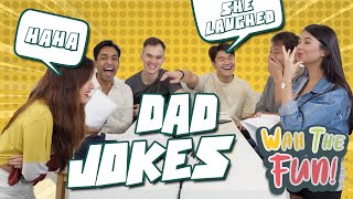Wah! The Fun EP8 - Try Not To Laugh (DAD JOKES)