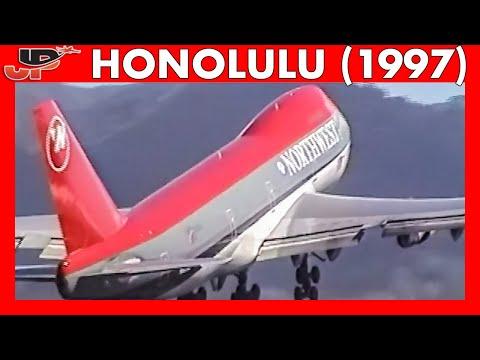 Plane Spotting Memories from HONOLULU AIRPORT (1997)