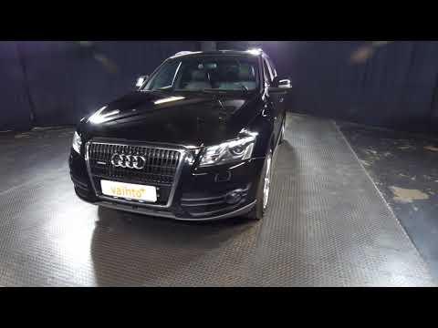 Audi Q5 3.0 V6 TDI DPF quattro Aut. S-Line, Maastoauto, Automaatti, Diesel, Neliveto, FMN-553