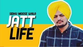 Jatt Life (Official Song) Sidhu Moosewala | Byg Bird | Mr Jatt Records | Latest Punjabi Song 2018