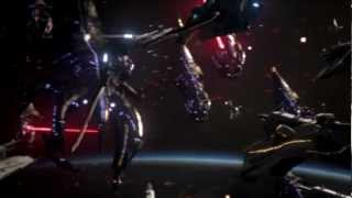 Mass Effect 3 - War in Space
