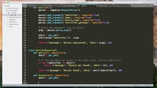 Building a REST API in Python   Home Automation #02
