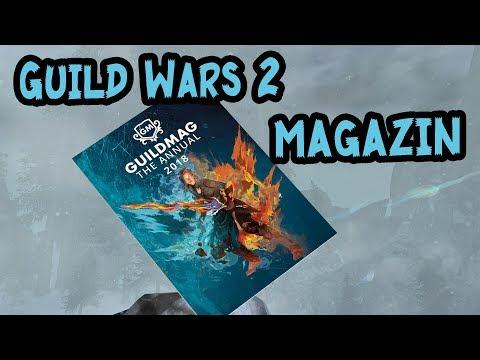 Guild Wars 2 magazín! GuildMag: The Annual 2018