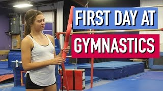 First Day of Gymnastics (Skit)