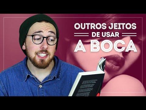 A SENSIBILIDADE DE OUTROS JEITOS DE USAR A BOCA