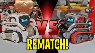 ROBOT DEATH BATTLE! - Cozmo VS Metal Cozmo - Collector