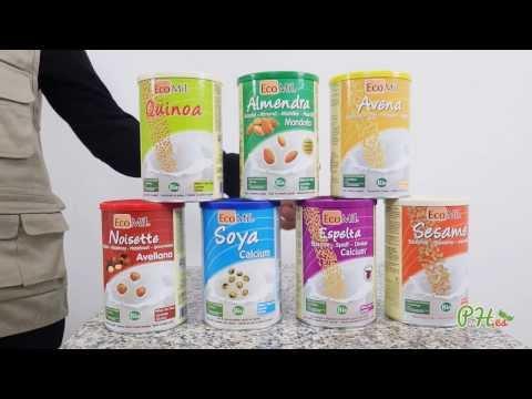 Bebida vegetal de Quinoa Nature en polvo EcoMil, 400g