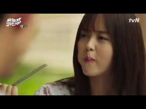 Let's fight ghost ep 11 scenes(3)