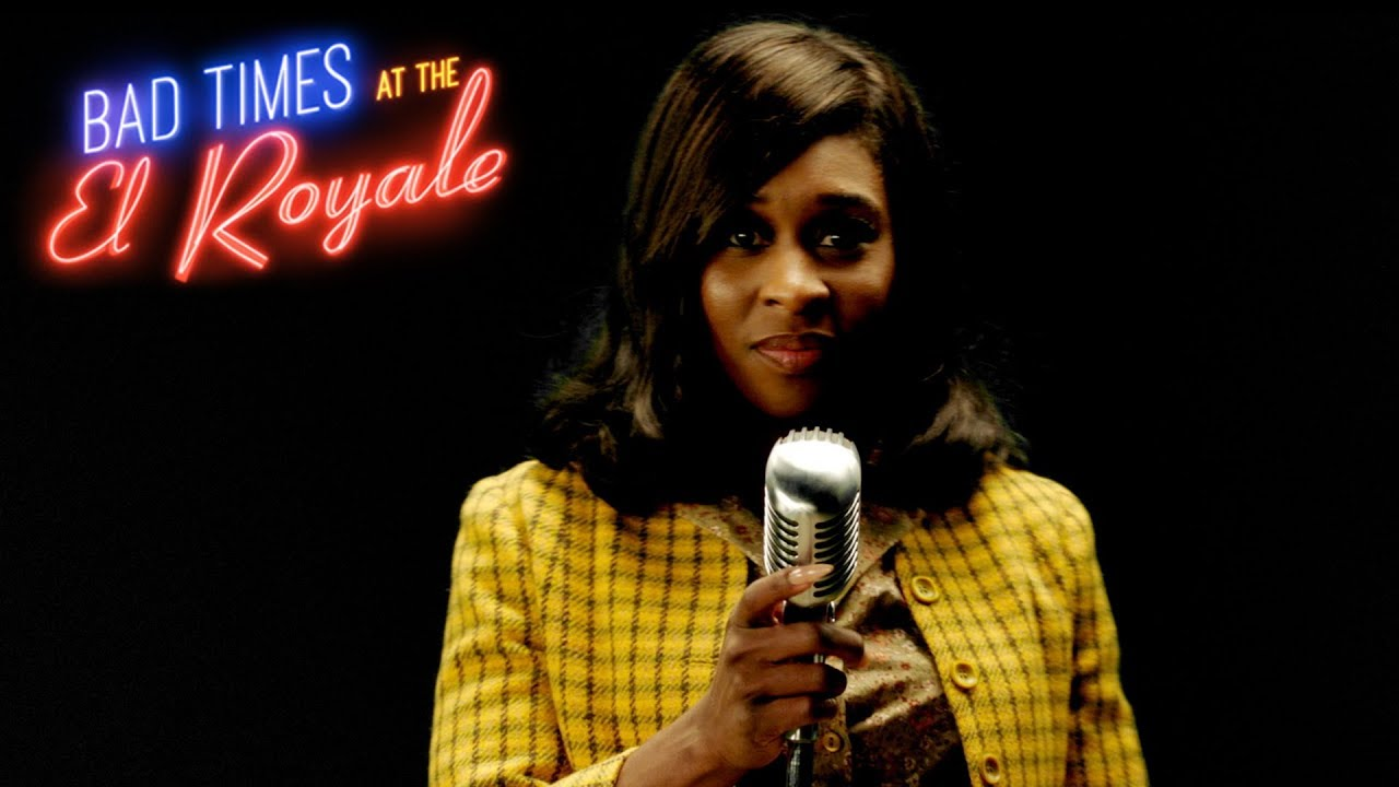 Bad Times at the El Royale  – On Set With the Cast