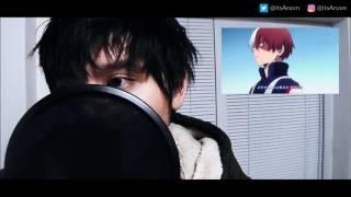 Boku no Hero Academia OP 2 - Peace Sign Cover 僕のヒーローアカデ ミア 'ピースサイン'  歌ってみた