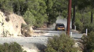 preview picture of video '2010 FxPro Cyprus Rally (HD)'