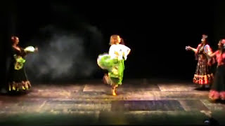 Цыганский танец Нанэ Цоха