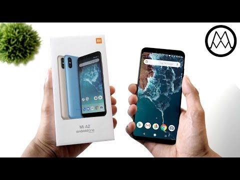 Video over Xiaomi Mi A2