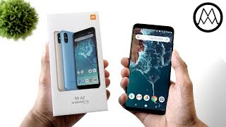 Xiaomi Mi A2 (Mi 6X) UNBOXING and REVIEW