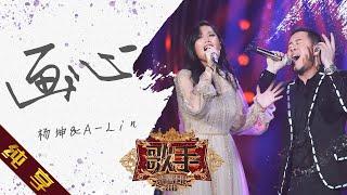 【纯享版】杨坤&A-Lin《画心》《歌手2019》第13期 Singer 2019 EP13【湖南卫视官方HD】