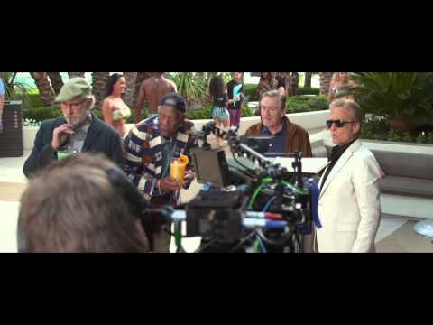 Last Vegas Behind-the-Scenes 'Shooting in Vegas'
