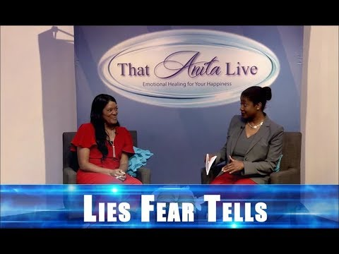 Episode 34: Lies Fear Tells to Keep You Bound and How To Break Free