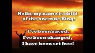 Hello My Name Is with Lyrics By Matthew West