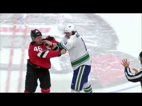 Michael Latta vs. Zack MacEwen