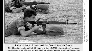 War Stories With Sgt Major Smith M16 Vs AK47
