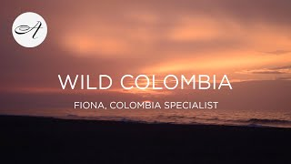 My travels in wild Colombia, 2019