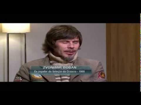 Zvonimir Boban, Maior jogador da História da Croácia, lembra do Corinthians em reportagem