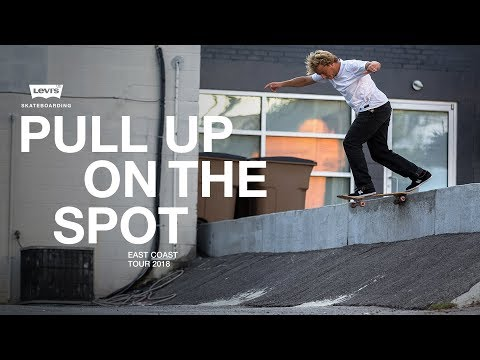 Levi's | Pull Up On The Spot - East Coast Tour