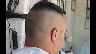 Videos de cortes de cabello militares