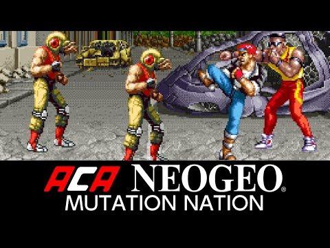 ACA NEOGEO MUTATION NATION thumbnail