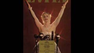 Evita Opening Night 21 - The Actress Hasn't Learned The Lines/Forgive My Intrusion, Evita