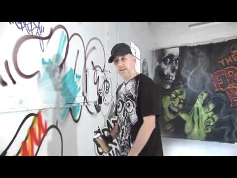 How To Cover Up/Get Rid of Graffiti