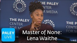 Master of None - Lena Waithe on the Coming Out Scene