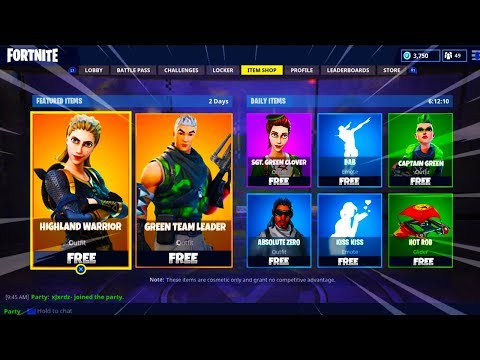 HOW TO GET FREE SKINS ON FORTNITE! - XBOX EXCLUSIVE SKINS