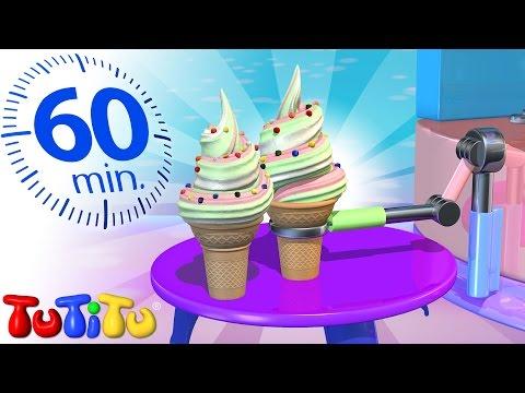 Compilacion TuTiTu en español   helado   Y otros juguetes   1 Hora Compilacion