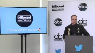 Robert Deaton Opening Remarks - BBMA Nominations 2015