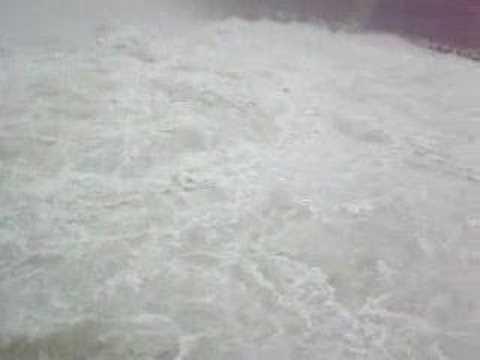 Bhadra river dam 4