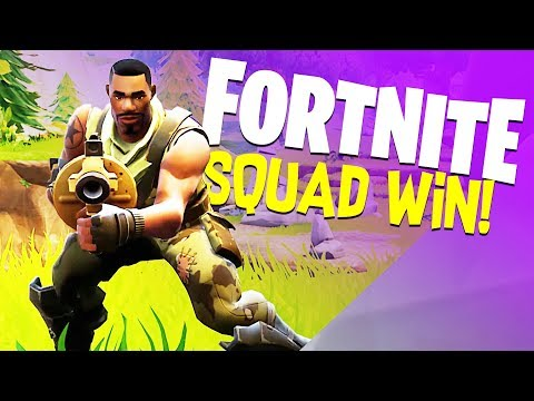 LEGENDARY SQUAD DOMINATION! -  Fortnite Battle Royale Gameplay