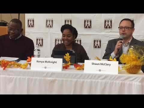 """Highlights of the 2017 Sister Spokesman """"Small Business Showcase"""" that highlighted local Black entrepreneurs"""