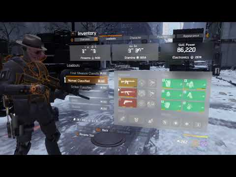 Hacker in Game Name: Edel65 :: Tom Clancy's The Division General