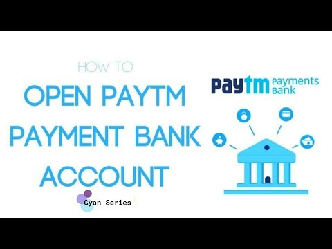 Big Update Paytm Payment Bank opening Start How to open