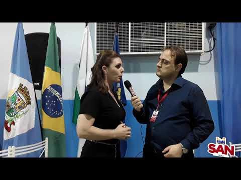 APAE 25 ANOS: Diretora da APAE Rosane Sobottka