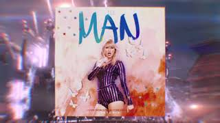 Taylor Swift   The Man [ Lover World Tour: Concept Album ]